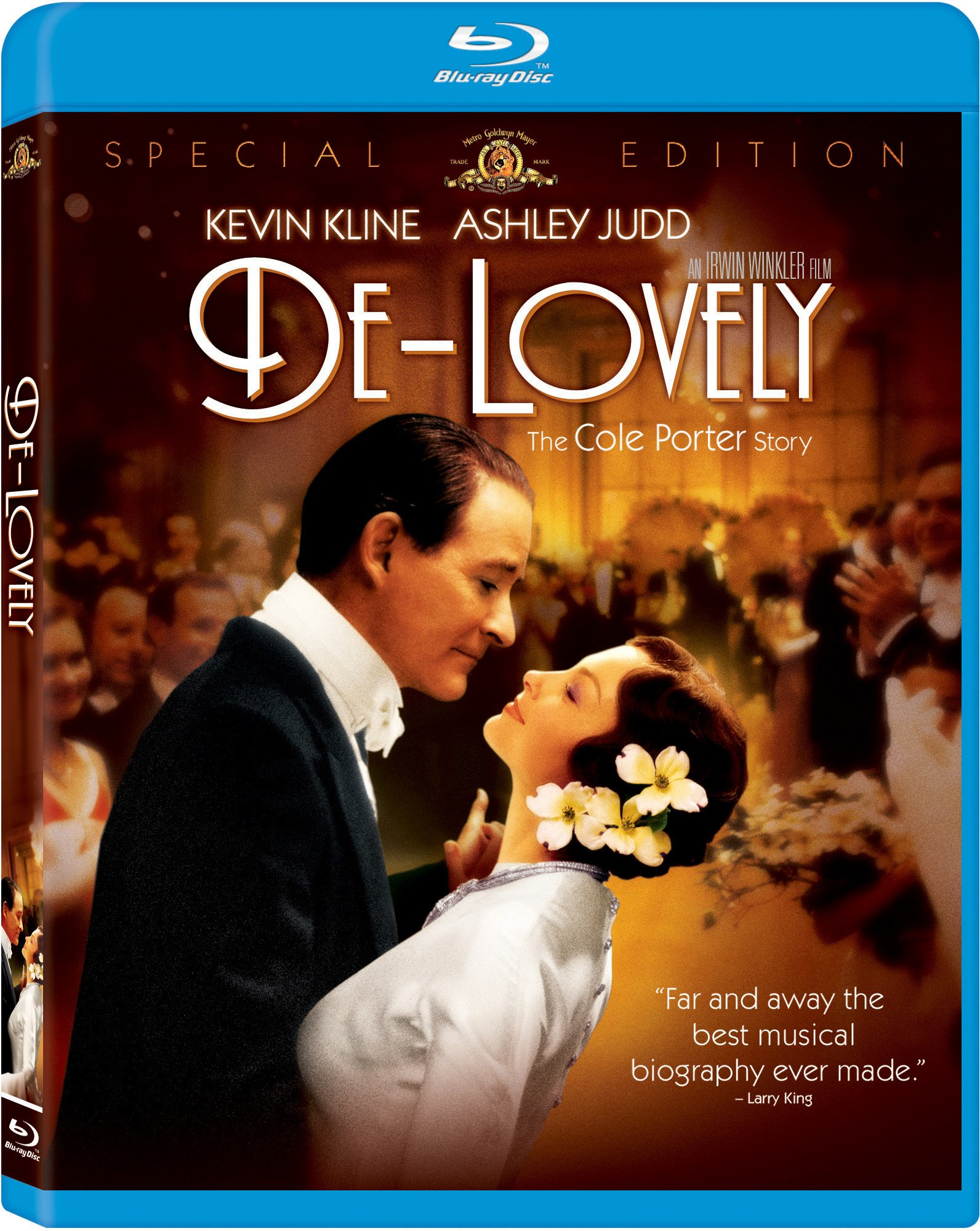 Blu-ray : Alan Corduner - De-Lovely (Widescreen)