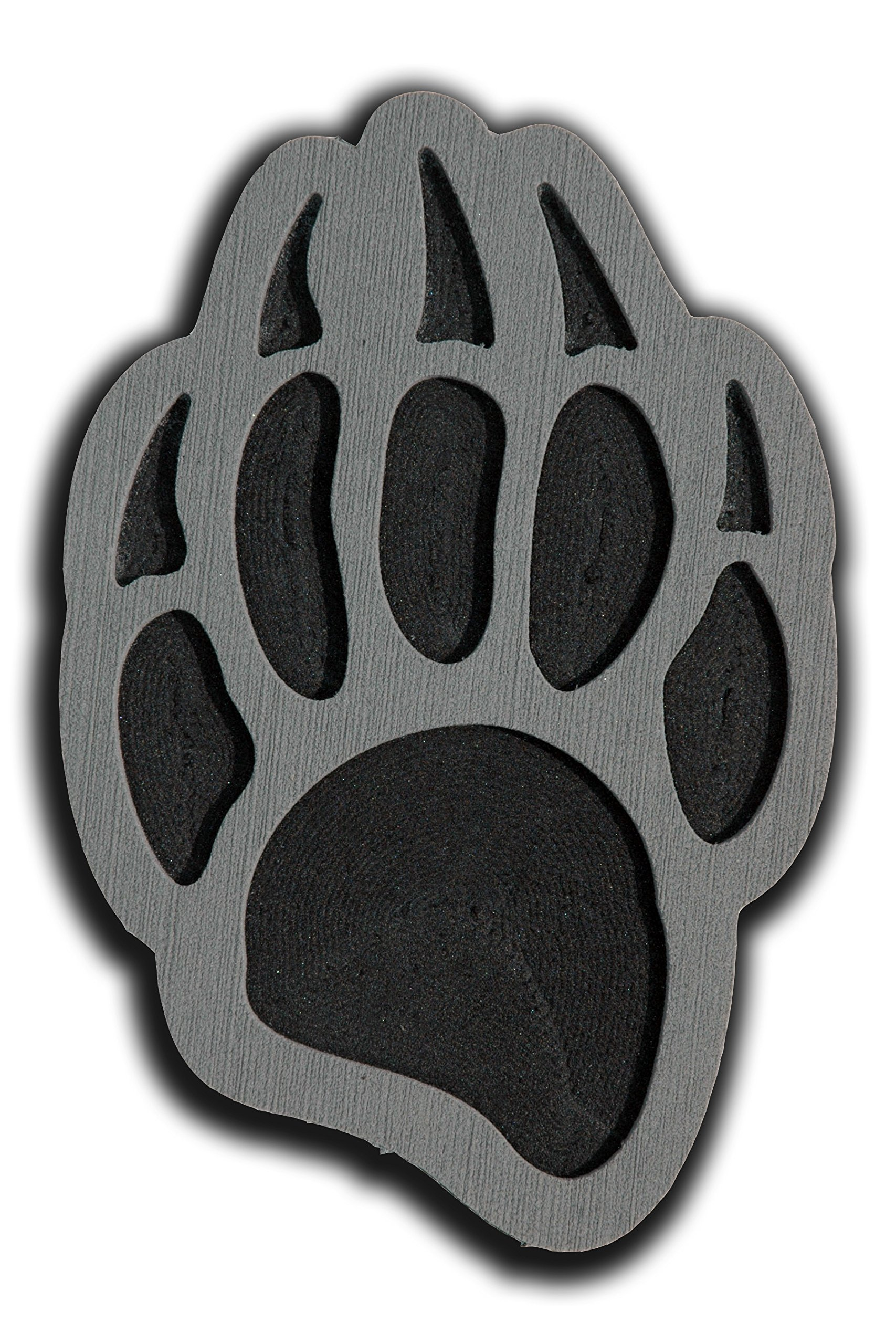 Toejamr Stomp Pad - Grizzly Bear - Gray