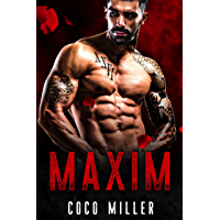MAXIM: BWWM Russian Mafia Romance (Red Bratva Billionaires Book 1) (English Edition)