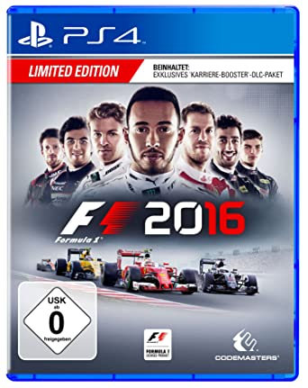 F1 2016 Limited Edition Playstation 4 Amazonde Games