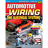 Automotive Wiring and Electrical Systems (Workbench Series) (English