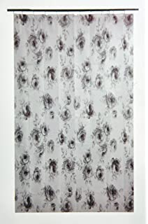 peach and gray shower curtain. Ikea Aggersund Floral Gray Roses Shower Curtain Amazon com  DKNY Falling Petals Cotton Fabric