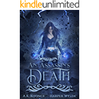 An Assassin's Death: A Reverse Harem Series (The Huntress Series Book 1)