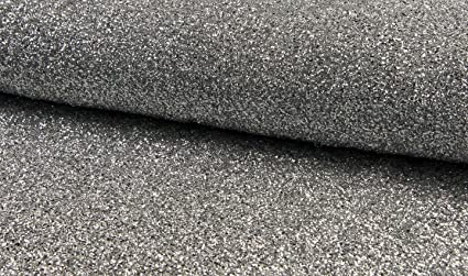 d4f0538857d SPARKLE TINSEL LUREX fabric material / 2 way stretch 140cm wide / Sparkling  SILVER Glitter Fabric