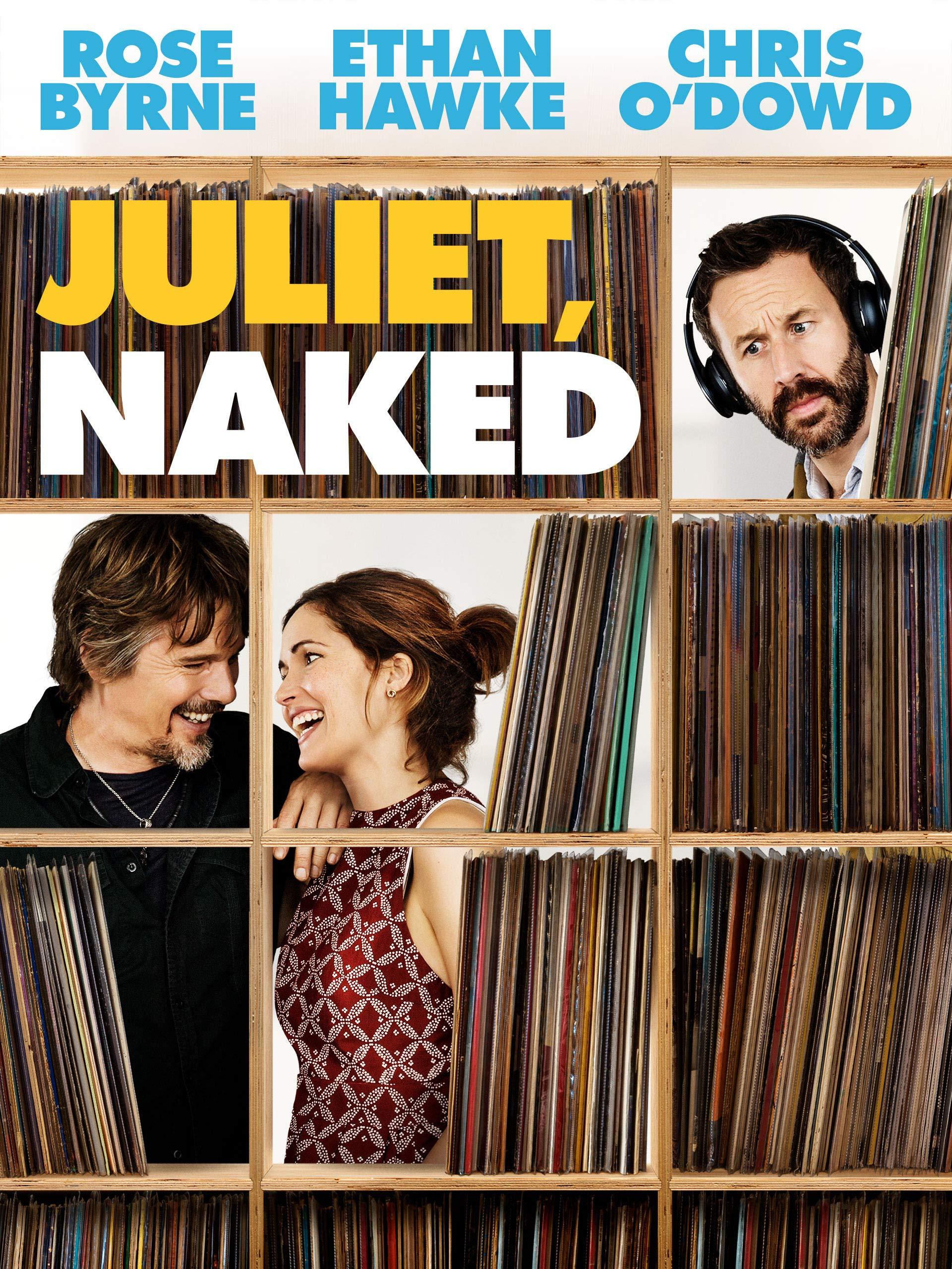 Amazon.com: Juliet, Naked: Rose Byrne, Ethan Hawke, Chris ODowd ...