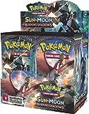Pokemon TCG Sun & Moon Burning Shadows Booster Display Box Factory Sealed