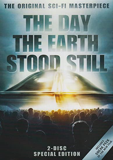 Amazon.com: The Day The Earth Stood Still (Two-Disc Special ...