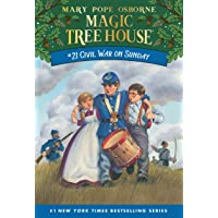 Civil War On Sunday (Magic Tree House #21)