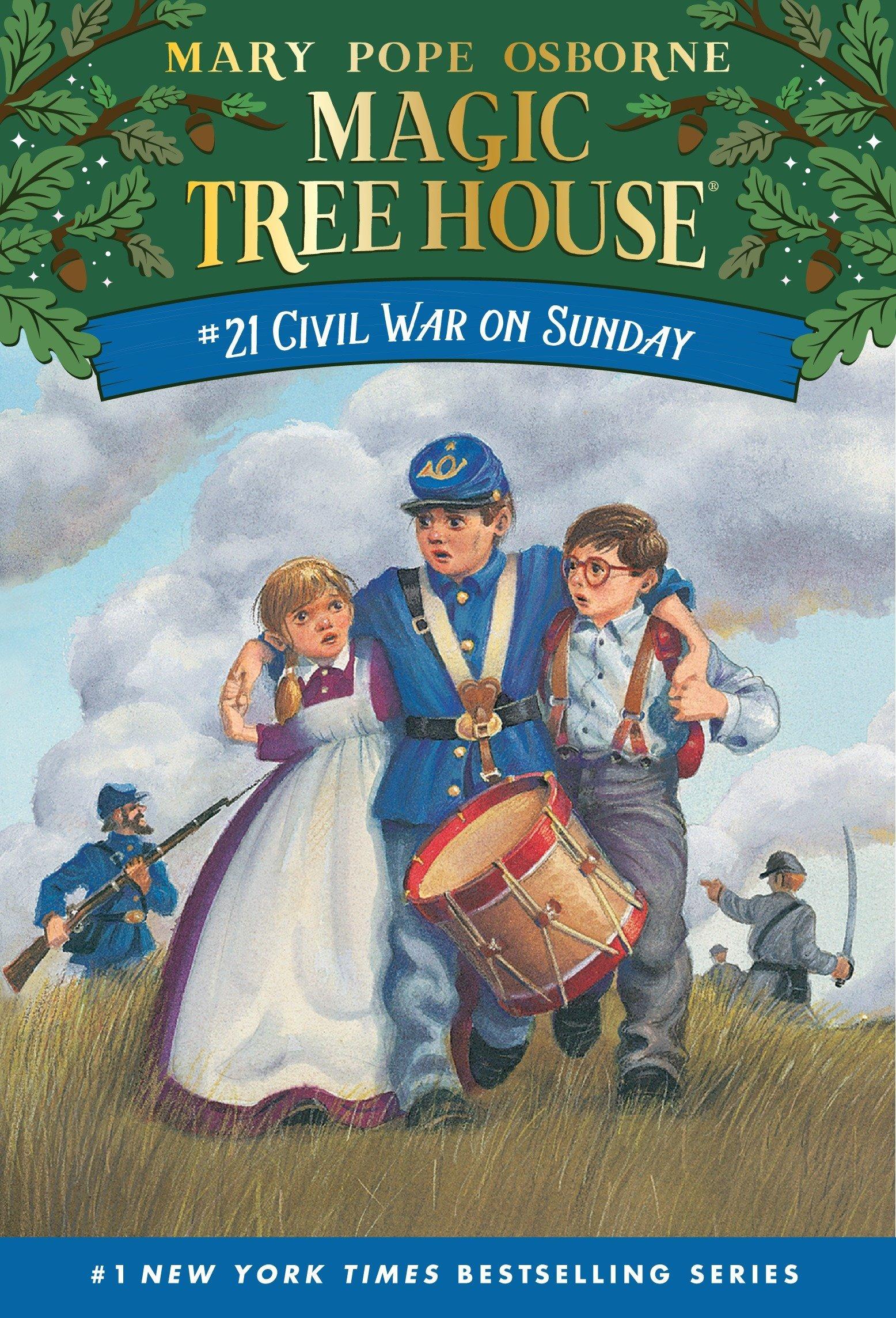 Download Civil War On Sunday (Magic Tree House #21) ebook