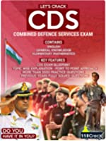 Let's Crack CDS Exam - Combined Defence Services Examination [Free eBooks Inside]
