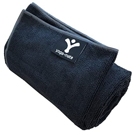Yoga Mate Toalla de Yoga - Super Suave, Absorbente de Sudor ...
