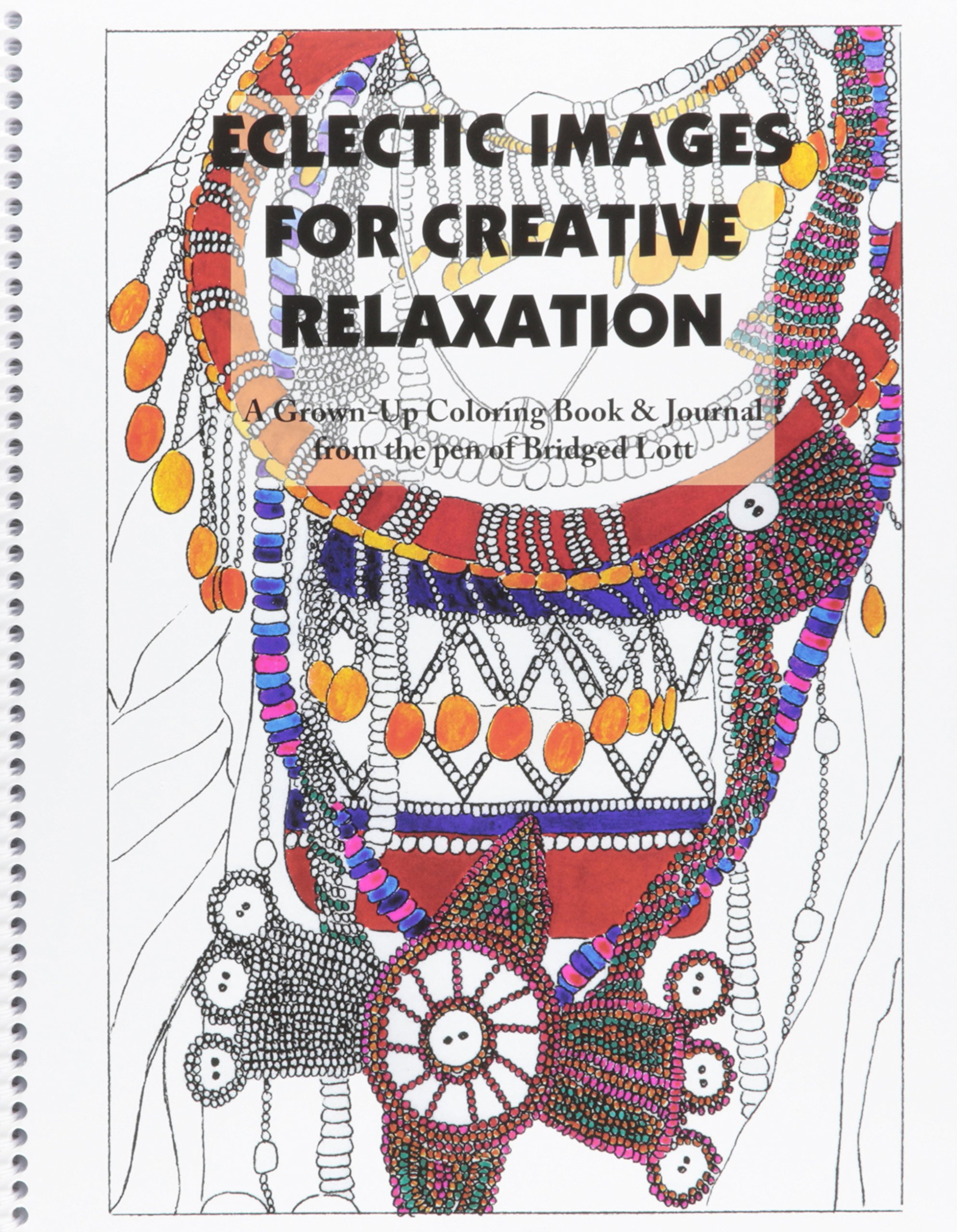 Read Online Eclectic Images for Creative Relaxation ebook