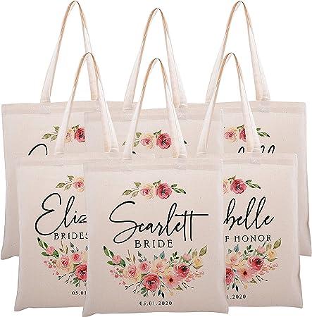 Cotton bag paternity Tote Bag personalized Survival Kit of the future dad announces pregnancy canvas man