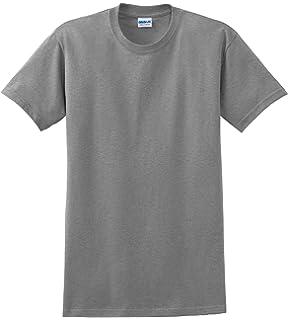 a1961378a Gildan - Camiseta básica de Manga Corta Modelo Ultra Cotton para Hombre  Caballero