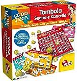 Lisciani Giochi 56996 - Ludoteca Tombola Segna E Cancella, Multicolore