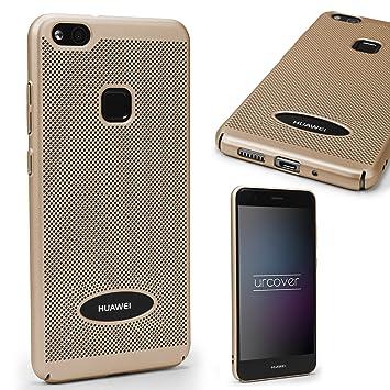 Urcover® Funda Huawei P10 Lite Carcasa Ultrafina Malla ...