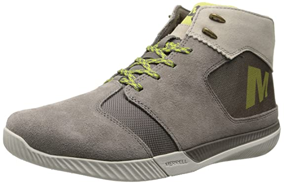 Merrell Men's Roust Fume Commuter Biking Shoe: Amazon.co.uk: Shoes & Bags