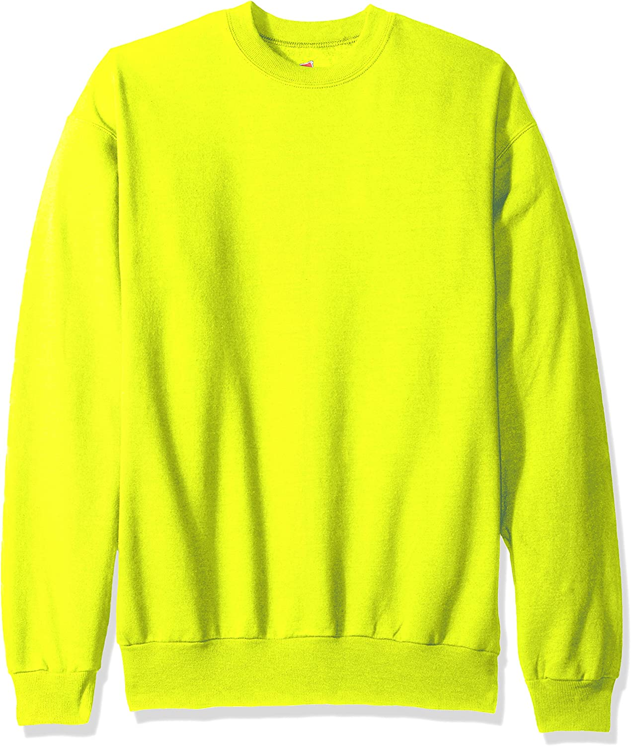 80s Sweatshirts and Sweaters Hanes Mens Ecosmart Fleece Sweatshirt $7.73 AT vintagedancer.com