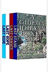 A Gideon Johann Boxed Set Book 1 - 4 (A Gideon Johann Western 0) Kindle Edition