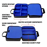 USA GEAR Console Carrying Case Compatible with
