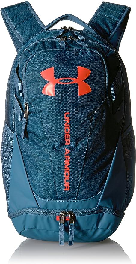 Under Armour Unisex Roland Backpack Blue Sports Gym Lightweight Pockets Zip
