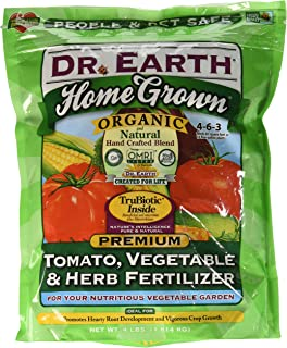 product image for Dr. Earth Organic 5 Tomato, Vegetable & Herb Fertilizer Poly Bag