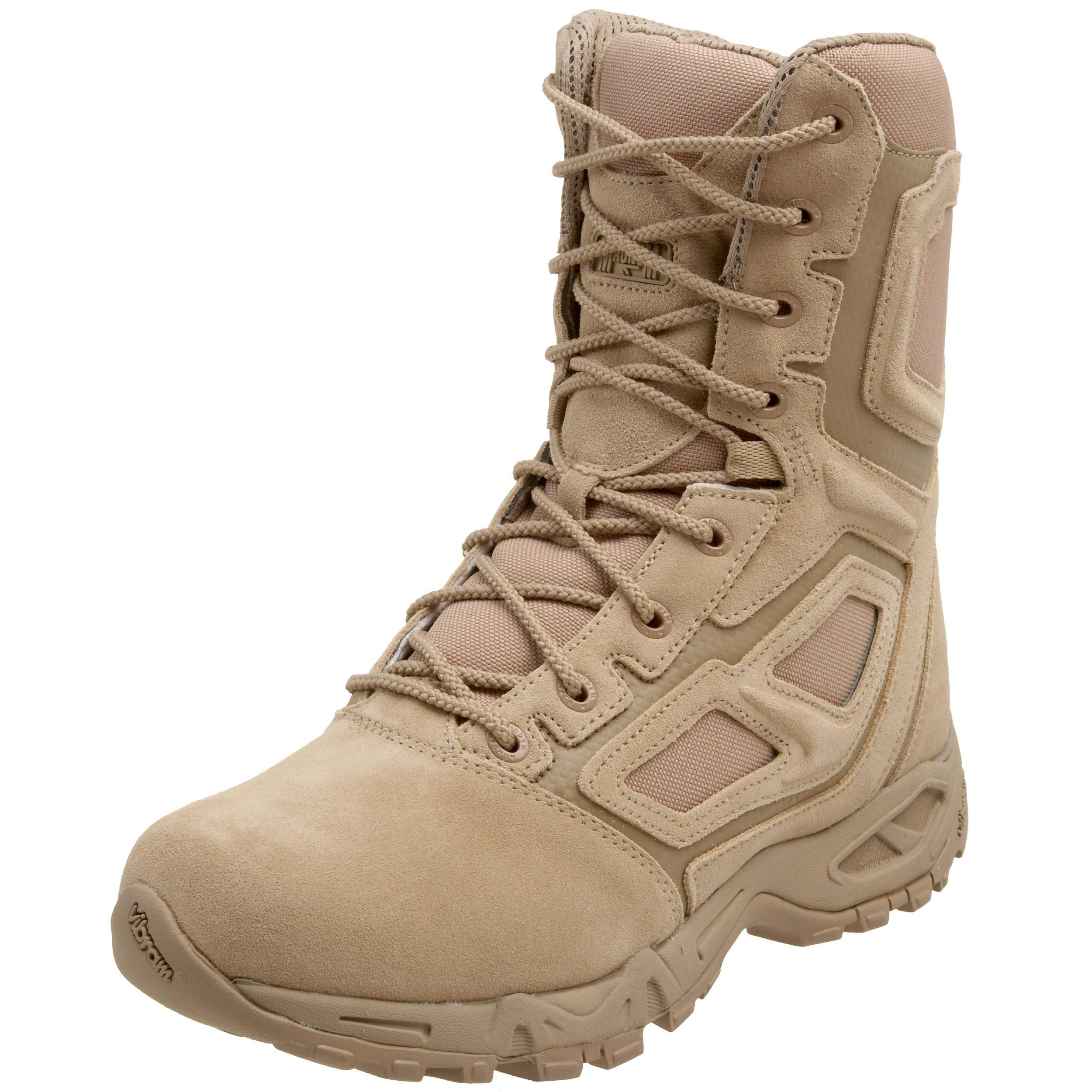 Magnum Men's Elite Spider 8.0 Boot,Desert Tan,7.5 M US by Magnum