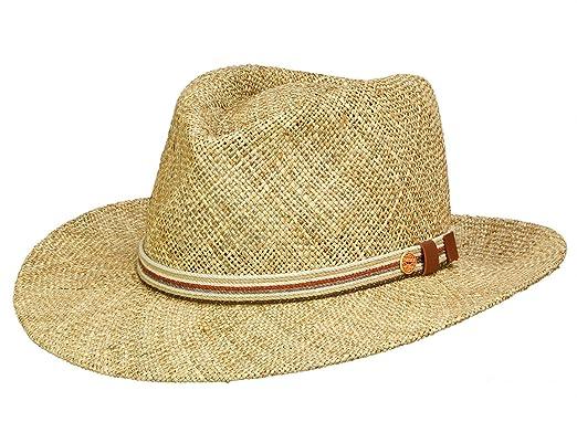 bc3ba1c6242ee Mayser Calas Strohhut Outdoorhut Strohbogart Sonnenhut  Amazon.de   Bekleidung