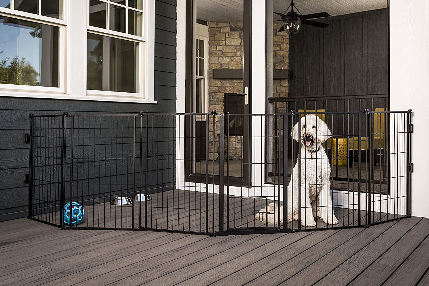 Carlson Wide Pet Gate