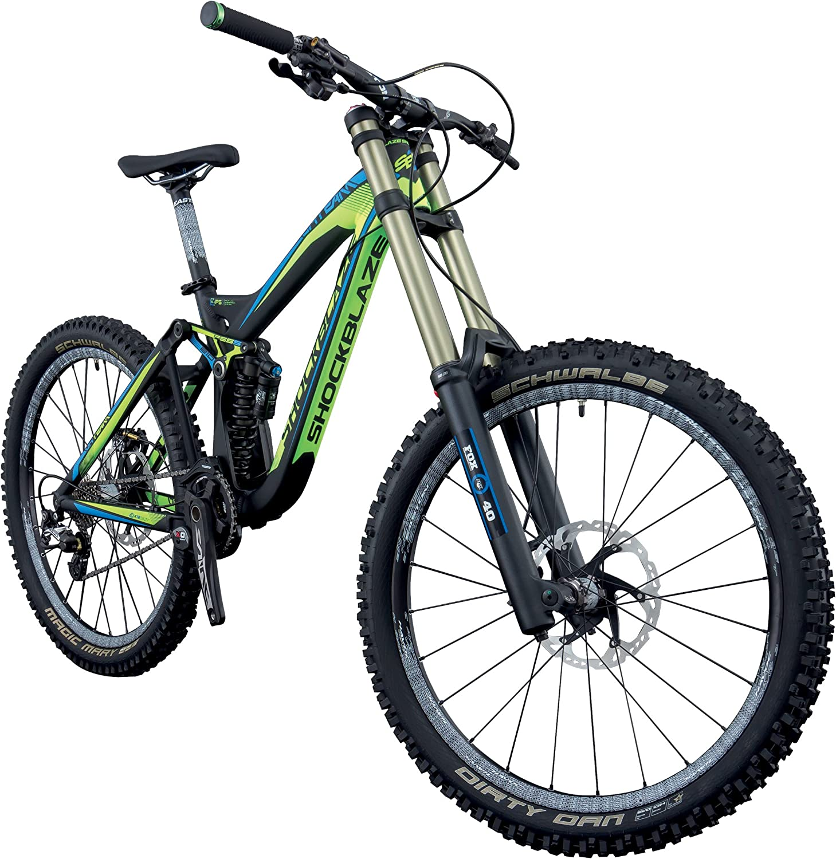 Shockblaze - BK15SB1703 Dh Team - Bicicleta de montaña, color ...