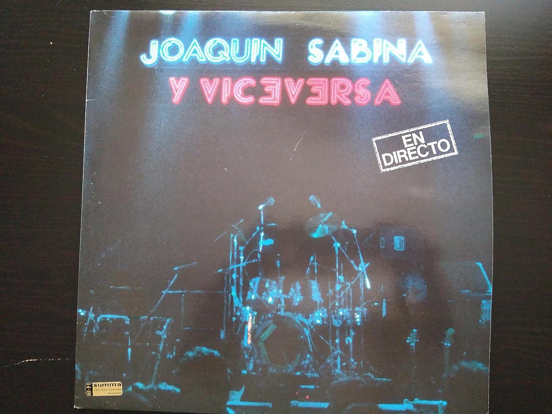 En Directo - Portada Abierta - Ed.Orig.España 1986: Amazon.es: Música