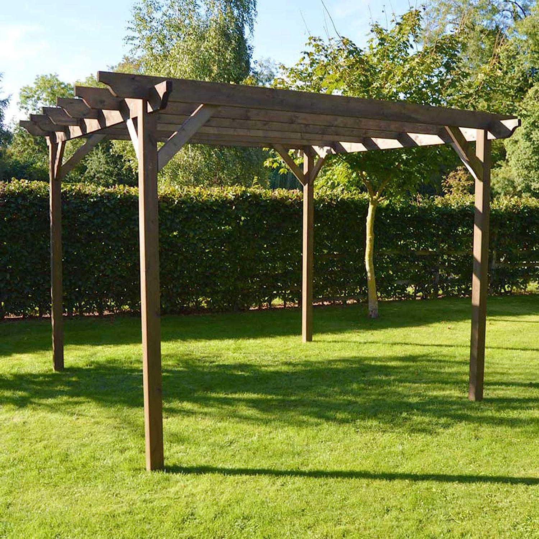Rutland County Garden Furniture Estructura de Madera jardín ...