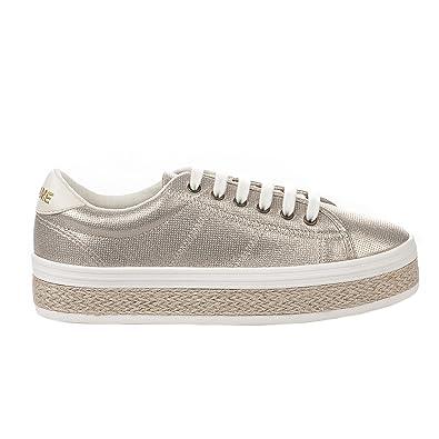 Mode Gold Baskets Sneaker No Malibu Name 4qqPOx6