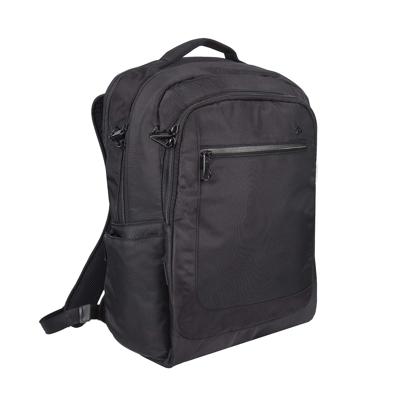 7c65432f64a Amazon.com   Travelon Anti-Theft Urban Backpack, Black   Casual Daypacks