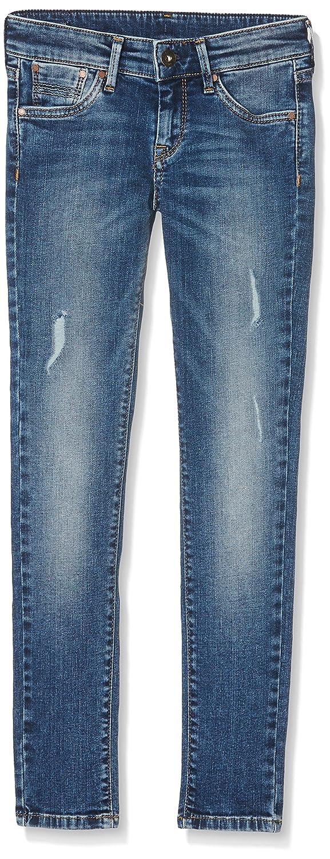 Bleu (Denim) 10 ans Pepe Jeans Pixlette Jeans Fille