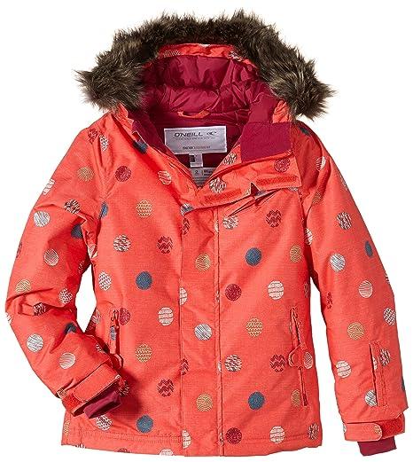 ONeill Skijacke PG Radiant Jacket - Chaqueta de esquí para niña, color multicolor