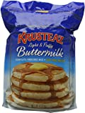Krusteaz Complete Buttermilk Pancake Mix, 160 oz Bag (Pack of 4)