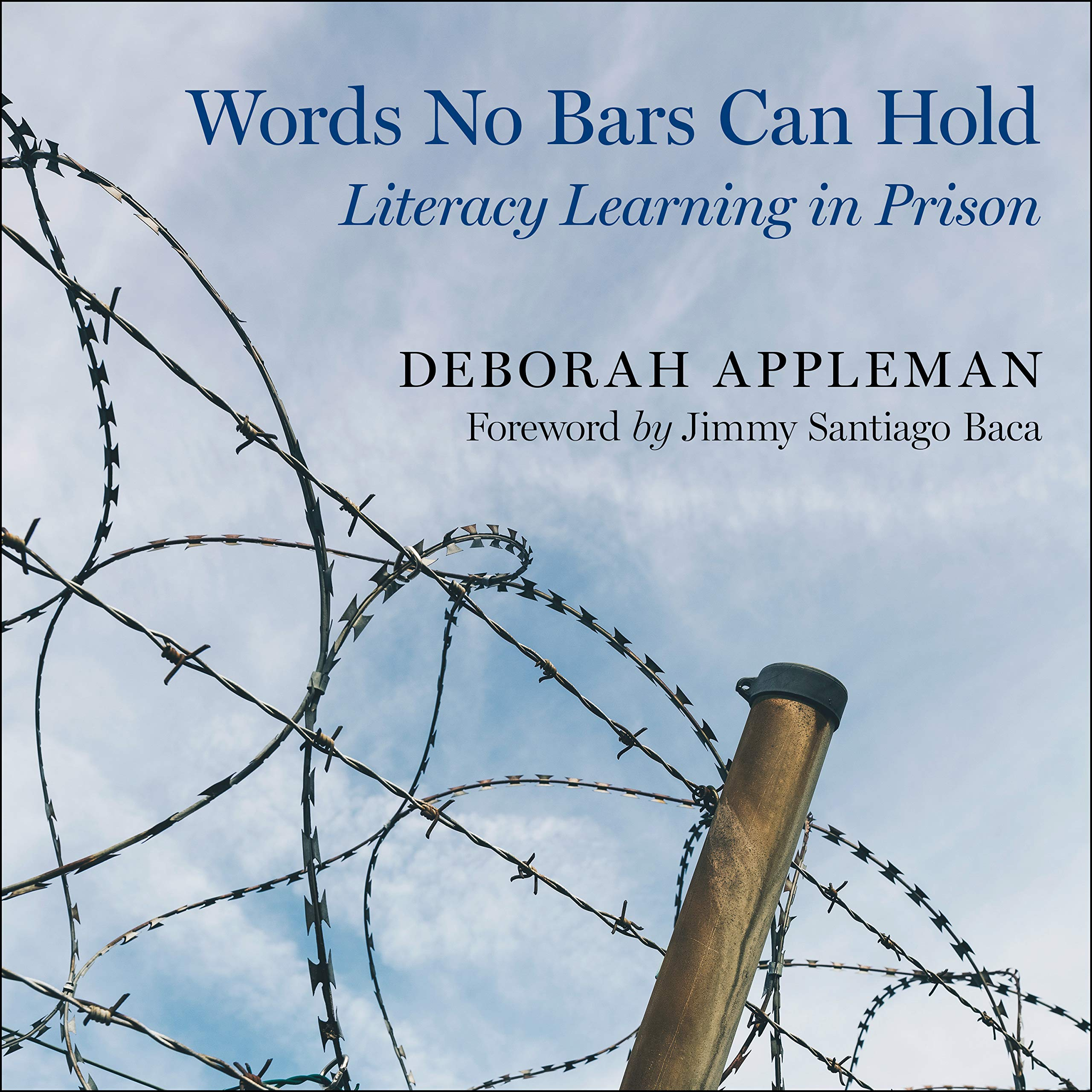 Learning Behind Bars >> Words No Bars Can Hold Literacy Learning In Prison Deborah