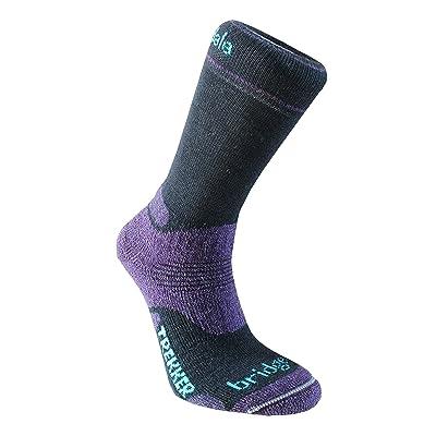 .com : Bridgedale Women's WoolFusion Trekker Socks : Hiking Socks : Clothing
