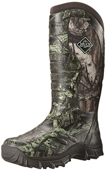 Amazon.com: Muck Boot Men's Pursuit Stealth Boot: Shoes
