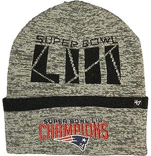 50159f30b Amazon.com   OTS NFL New England Patriots Super Bowl LIII Champions ...
