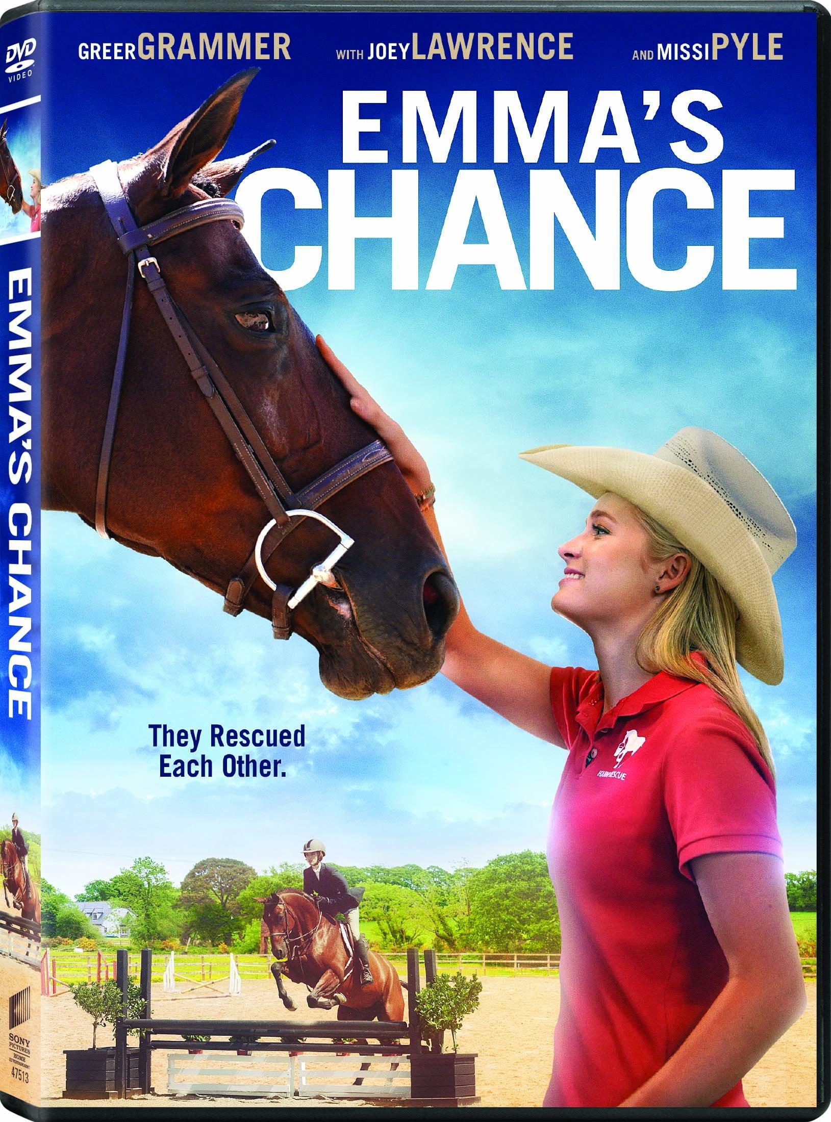 DVD : Emma's Chance (DVD)