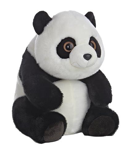 Amazon Com Aurora World 20 Lin Lin Panda Bear Toys Games