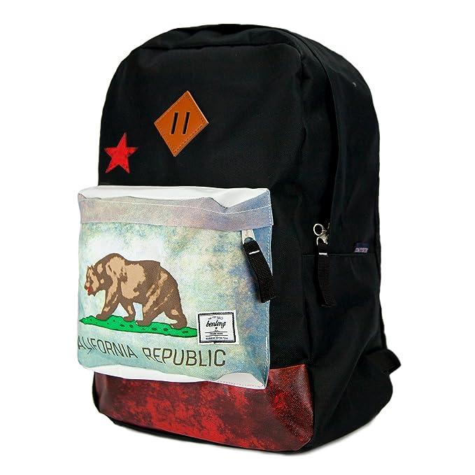 fcc8b377536 Superbreak Backpack, California Republic Rucksack School Backpack