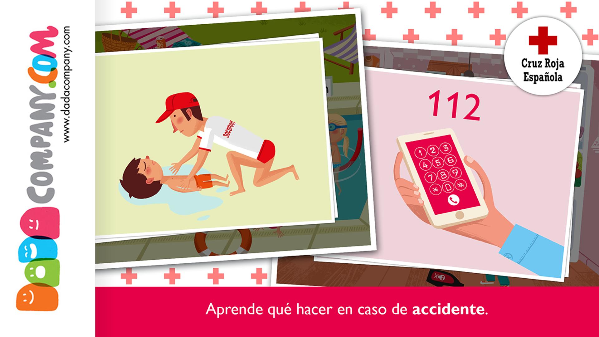 CRUZ ROJA - Prevención de accidentes y primeros auxilios