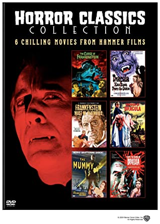 Amazon com: Horror Classics Collection (The Curse of