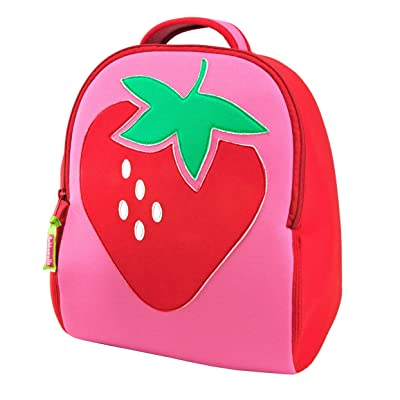 Dabbawalla Bags Backpack, Strawberry Fields (Discontinued by Manufacturer)
