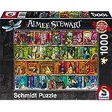 Schmidt Spiele 59377 - Aimée Steward, Zurück in die Vergangenheit, Puzzle, 1000 teile