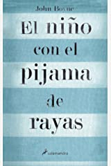 El niño con el pijama de rayas (Spanish Edition) Kindle Edition