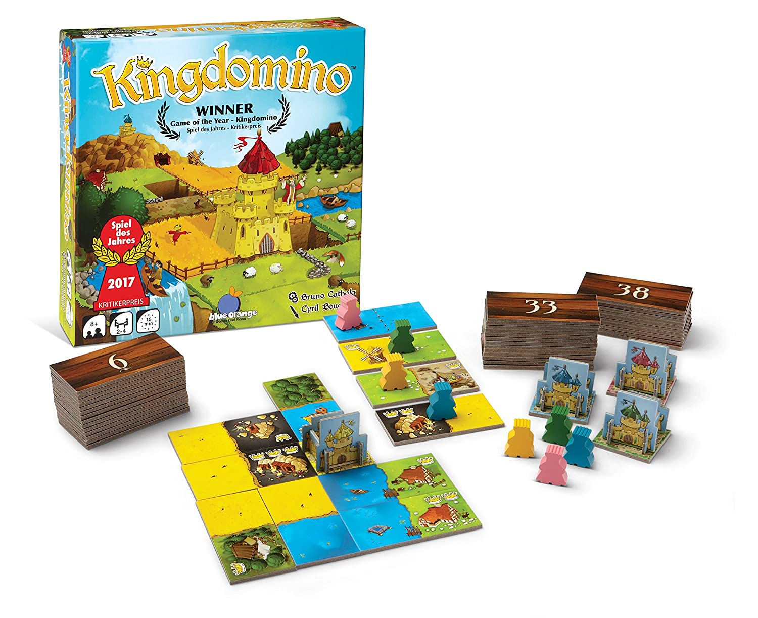 Image result for kingdomino